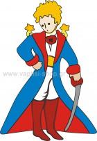 Μικρός Πρίγκιπας με την Κόκκινη Στολή