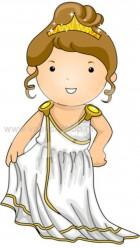Αρχαία Ελληνίδα 1