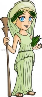 Αρχαία Ελληνίδα 2