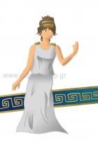Αρχαία Ελληνίδα 3