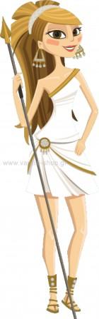 Αρχαία Ελληνίδα 4