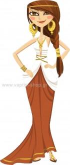 Αρχαία Ελληνίδα 5