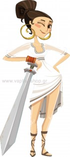 Αρχαία Ελληνίδα 6