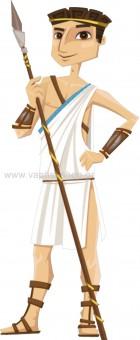 Αρχαίος Έλληνας 2