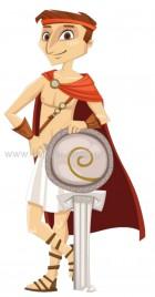 Αρχαίος Έλληνας 3