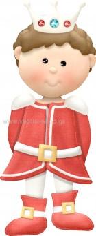 Πρίγκιπας με Κόκκινη Στολή