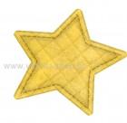 Αστέρι Κίτρινο Καρό