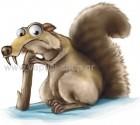 Scrat Ναυαγός