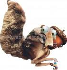 Scrat με Βελανίδι στην Αγκαλιά