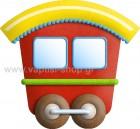 βαγόνι τρένου 3