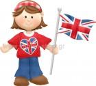 Κοριτσάκι Αγγλίδα