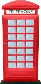 Βρετανικός Τηλεφωνικός Θάλαμος