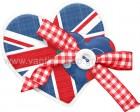 Καρδιά με Βρετανική Σημαία 2