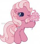 Μικρό μου Πόνυ Ροζ