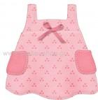 Φορεματάκι Ροζ