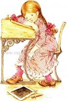 Sarah Kay Κοιμάται στο Θρανίο της