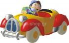 Noddy στο Αμαξάκι του