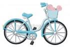 Ποδήλατο Γαλάζιο με Καλαθάκι