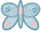 Πεταλουδίτσα Λουλουδάτη