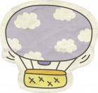 Αερόστατο με Συννεφάκια