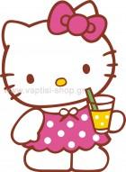 Hello Kitty με Λεμονάδα
