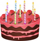 τούρτα γενεθλίων 1