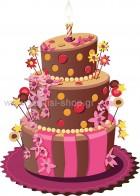 τούρτα γενεθλίων 3