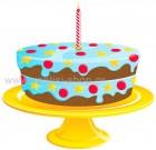 τούρτα γενεθλίων 10