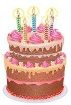 τούρτα γενεθλίων 11