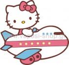 Hello Kitty στο Αεροπλανάκι