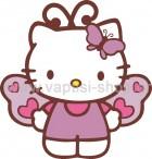 Hello Kitty Πεταλουδίτσα