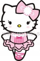 Hello Kitty Μπαλαρίνα