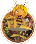 Μάγια η Μέλισσα πάνω σε Μανιτάρι
