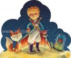 Μικρός Πρίγκιπας με την Αλεπού