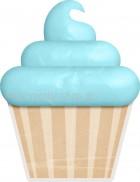 Cupcake Σιελ