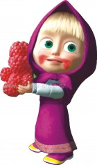 Masha με Φράουλες