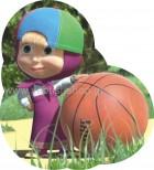Μάσα με Μπάλα Μπάσκετ